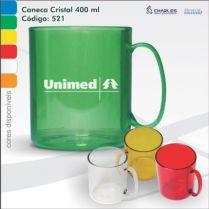 CANECA CRISTAL 400mls