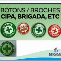 BOTONS RESINADOS CIPA / SIPAT